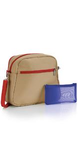 Сумка-косметичка, Combi Bag - Shoulder Bag - Удобная, стильная сумка с...